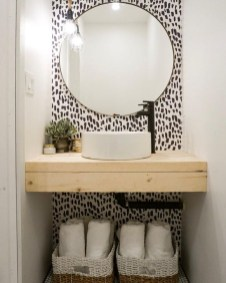 Inspiring Bathroom Design Ideas With Amazing Storage 12