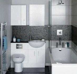 Inspiring Bathroom Design Ideas With Amazing Storage 13