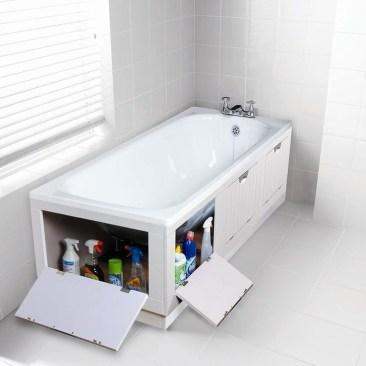 Inspiring Bathroom Design Ideas With Amazing Storage 17
