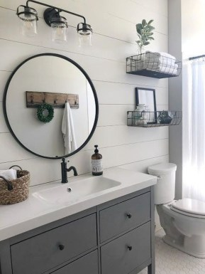 Inspiring Bathroom Design Ideas With Amazing Storage 36