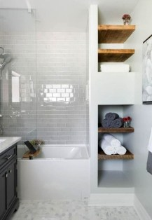 Inspiring Bathroom Design Ideas With Amazing Storage 41
