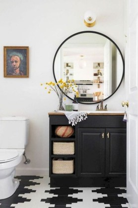 Inspiring Bathroom Design Ideas With Amazing Storage 42