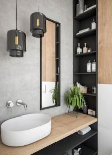 Inspiring Bathroom Design Ideas With Amazing Storage 47