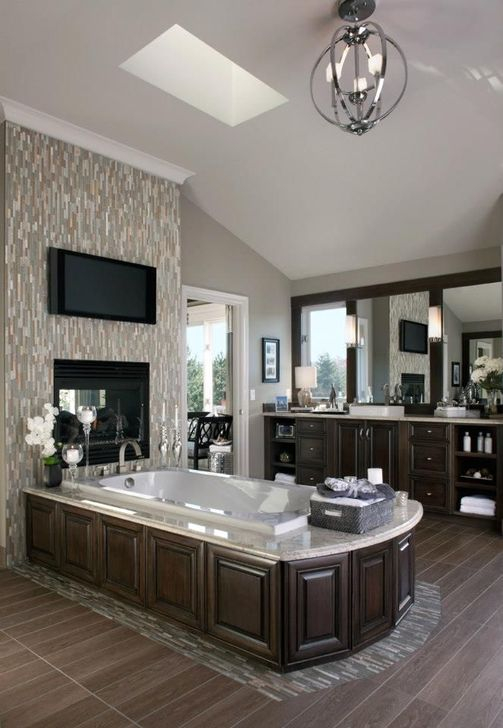 Luxurious Furniture To Upgrade Your Elegant Bathroom 17