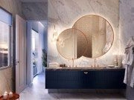 Luxurious Furniture To Upgrade Your Elegant Bathroom 18