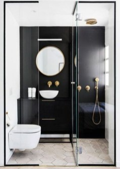 Luxurious Furniture To Upgrade Your Elegant Bathroom 29