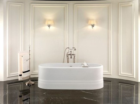 Luxurious Furniture To Upgrade Your Elegant Bathroom 30