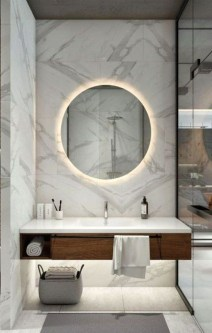 Luxurious Furniture To Upgrade Your Elegant Bathroom 38