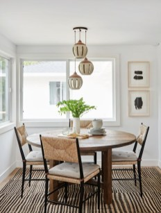 Popular Organic Dining Room Design Ideas 15