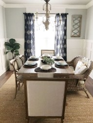 Popular Organic Dining Room Design Ideas 22