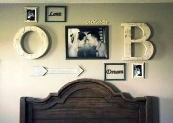 Romantic DIY Couple Apartment Decoration Ideas 11