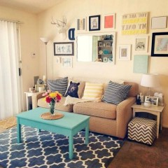 Romantic DIY Couple Apartment Decoration Ideas 42