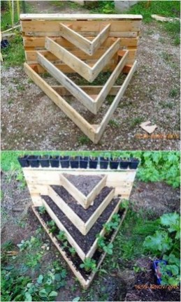 Stunning DIY Garden Bed To Beautify Your Backyard 24
