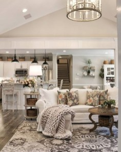 Amazing French Country Living Room Design Ideas For This Fall 02
