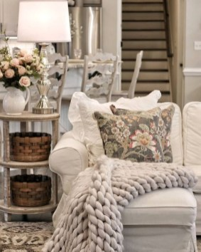 Amazing French Country Living Room Design Ideas For This Fall 17