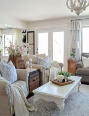 Amazing French Country Living Room Design Ideas For This Fall 38