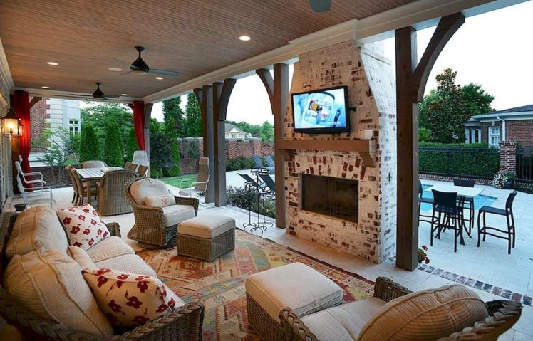 Amazing French Country Living Room Design Ideas For This Fall 46