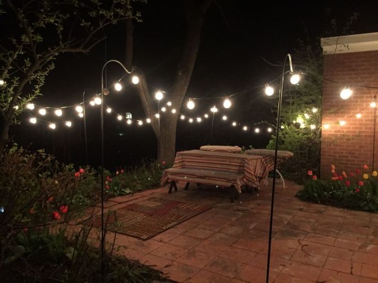 Astonishing Outdoor Lights For Decorating Backyards In Summer 01