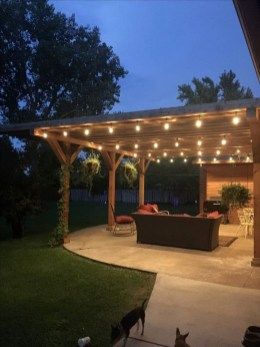 Astonishing Outdoor Lights For Decorating Backyards In Summer 49