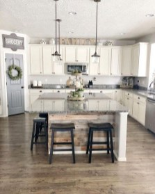 Awesome Kitchen Concrete Countertop Ideas To Inspire 04