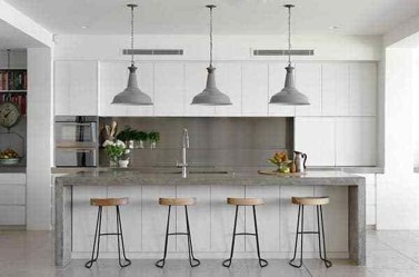 Awesome Kitchen Concrete Countertop Ideas To Inspire 18