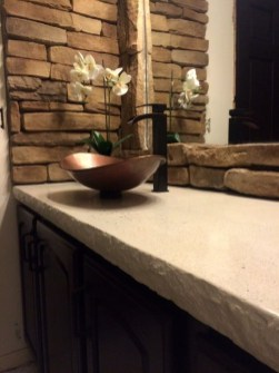 Awesome Kitchen Concrete Countertop Ideas To Inspire 34