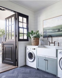 Best Tips To Upgrade Your Laundry Room Design 22