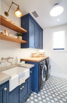 Best Tips To Upgrade Your Laundry Room Design 44