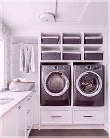 Best Tips To Upgrade Your Laundry Room Design 49