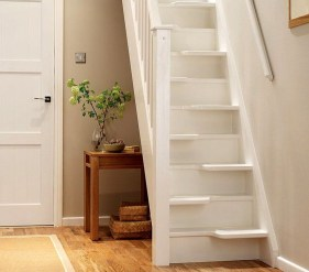 Brilliant Stair Design Ideas For Small Space 04