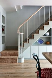 Brilliant Stair Design Ideas For Small Space 38