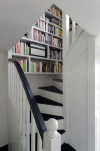 Brilliant Stair Design Ideas For Small Space 44
