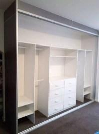 Elegant Wardrobe Design Ideas For Your Small Bedroom 05