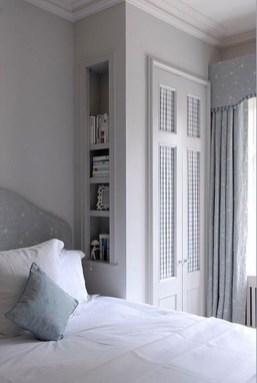 Elegant Wardrobe Design Ideas For Your Small Bedroom 19