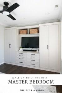 Elegant Wardrobe Design Ideas For Your Small Bedroom 24