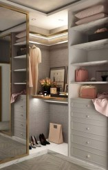 Elegant Wardrobe Design Ideas For Your Small Bedroom 32
