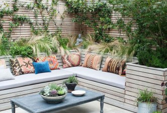 Fabulous Outdoor Seating Ideas For A Cozy Home 17