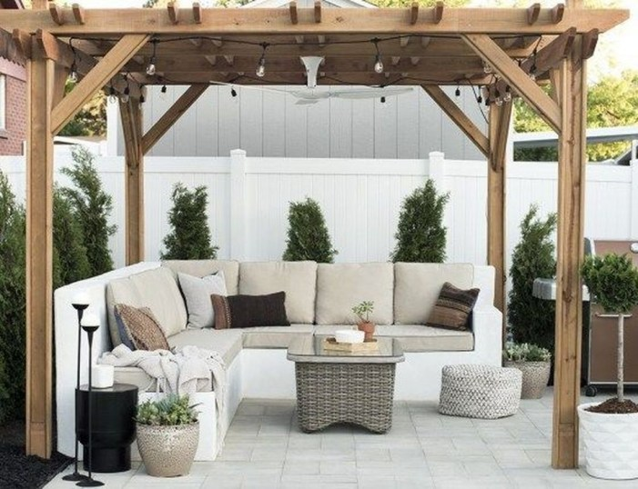 Fabulous Outdoor Seating Ideas For A Cozy Home 35