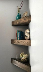 Genius DIY Floating Shelves Ideas For Home Decoration 05