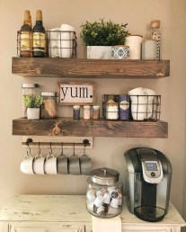 Genius DIY Floating Shelves Ideas For Home Decoration 19