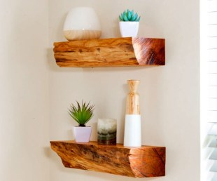 Genius DIY Floating Shelves Ideas For Home Decoration 20