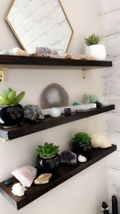 Genius DIY Floating Shelves Ideas For Home Decoration 26