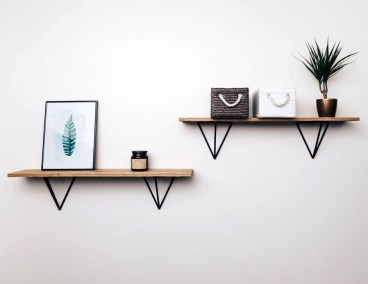 Genius DIY Floating Shelves Ideas For Home Decoration 38
