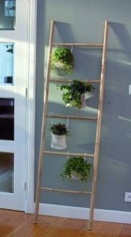 Inspiring DIY Vertical Plant Hanger Ideas For Your Home 22