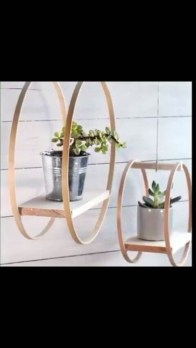 Inspiring DIY Vertical Plant Hanger Ideas For Your Home 32