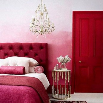 Magnificient Red Bedroom Decorating Ideas For You 47