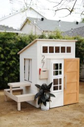 Marvelous Outdoor Playhouses Ideas To Live Childhood Adventures 29