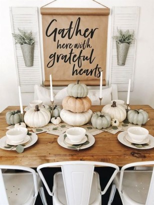 Modern Fall Decor Inspiration To Transform Your Home For The Cozy Season 07