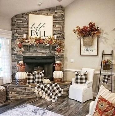 Modern Fall Decor Inspiration To Transform Your Home For The Cozy Season 15