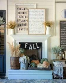 Modern Fall Decor Inspiration To Transform Your Home For The Cozy Season 31